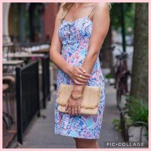 Lilly Pulitzer Petra Dress Shell Me About it